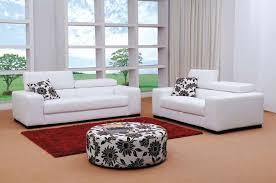Miami Modern Fabric Sofa Set - Modern furniture miami