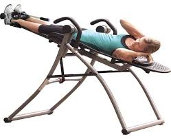 inversion table for lower back pain inversion back therapy table avazo