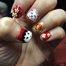 nail designs dark beautify themselves with sweet nails