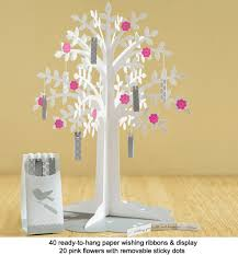 wedding wishing trees wedding wishing tree diy kit decorations and supplies wedding