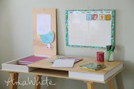 Lap Desk With Storage Compartment 132 Diy Desk Plans You U0027ll Love Mymydiy Inspiring Diy Projects