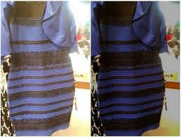 why your brain thinks that blue dress looks white