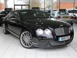 bentley continental 2010 bentley continental 6 0 gt speed series 51 2d 601 bhp