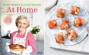berry canapes cookbook of the week at home by berry and telegraph