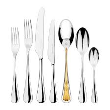 royal oak gold cutlery sets