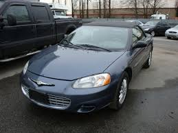 2002 chrysler sebring specs and photots rage garage