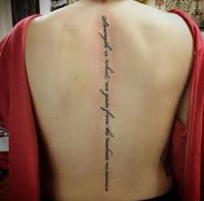 spine quote simple and done by check him