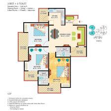 expess zenith floor plan
