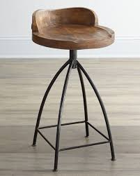 iron bar stools iron counter stools impressive arteriors wooden bar stool eclectic bar stools and