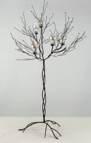 Tree Branch Candle Holder Of Two Crystal Candle Tree Candle Holders 32