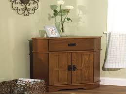 furniture corner storage cabinet rustic tall cabinet tall