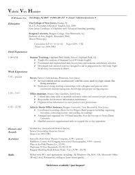 Waiter Job Description Resume Interesting Sample Resume Server Fine Dining For Your Restaurant