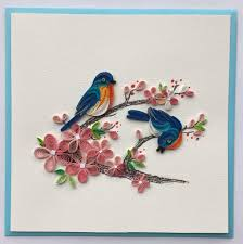 paper quilling birds tutorial pin by nazlı bıyıklı on quilling 3 pinterest quilling paper