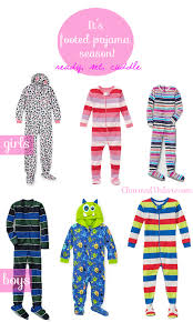 footie pjs for charmed valerie