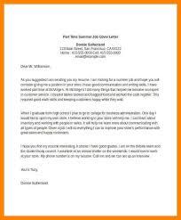 7 student application letter part time job apgar score chart