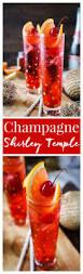 champagne shirley temple recipe soda