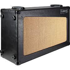 guitar speaker cabinets laney cub cab 2x12 open back guitar speaker cabinet black