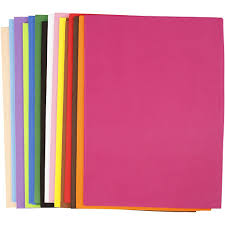 dovecraft essentials a4 creative foam sheets assorted colours