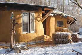 how to build a straw bale house modern farmer