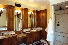 Dual Vanity Bathroom by 36 Master Bathrooms With Double Sink Vanities Pictures