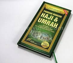 buku panduan be buku panduan manasik haji umrah pustaka imam asy syafi i toko