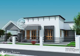 www home interiors 1300 sq ft single floor contemporary home design
