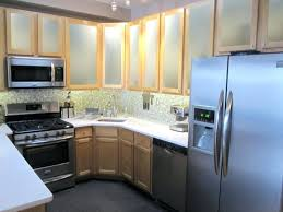 kitchen cabinets with frosted glass frosted glass kitchen cabinets gorgeous frosted glass kitchen