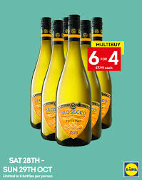 Offer For Shops by Lidl Reveal Super Cheap Prosecco Deal Coming To Ireland As Six