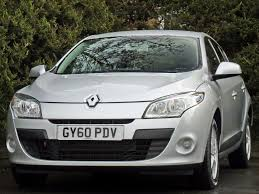 renault silver used pure silver metallic renault meganefor sale dorset