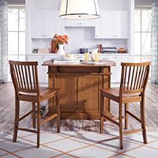 amazon com home styles 5004 94 kitchen island distressed oak