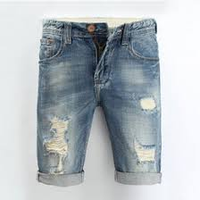 Ripped Denim Jeans For Men Ripped Jeans Shorts For Men Online Ripped Jeans Shorts For Men