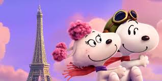 meet fifi dog snoopy u0027s dreams u0027the peanuts movie