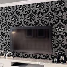damask home decor classic wall paper home decor background wall damask wallpaper