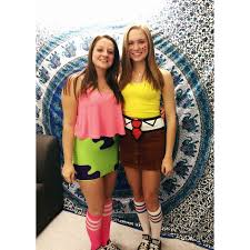 Summer Halloween Costume Ideas Best 10 Spongebob And Patrick Costumes Ideas On Pinterest