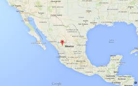durango mexico map where is durango on map of mexico easy guides