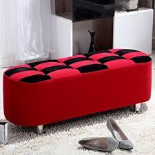 changer tissu canapé duo tabouret tabouret en tissu continental changer ses chaussures