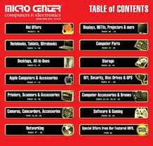 micro center specials our monthly offers and more