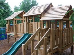 backyard play structure crafts home