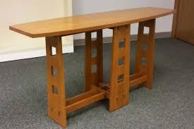 Oak Sofa Table by 2017 Sale Catalog Wood Items