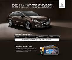 peugeot family drive exotrik u2014 design u2014 web u2014 peugeot 508 test drive