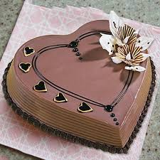photo cakes heart shaped coffee cake myflowertree