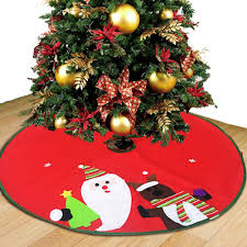 merry tree skirt 36 inch tree skirt paste with