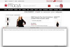 macy u0027s disclaimer sale item may have never sold for u0027regular