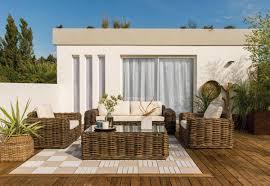 Tavolo Da Giardino Leroy Merlin by Living All U0027aperto Tante Idee Per Giardini E Terrazzi Cose Di Casa
