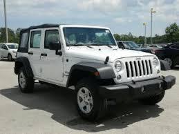 used jeep rubicon sale used jeep wrangler for sale in miami fl carmax