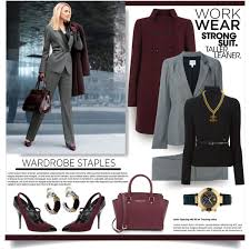 women in 60 work clothing for winter 2018 fashiontasty com