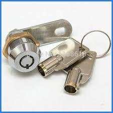 cabinet keyed cam lock 100 pieces 17mm solid brass keyed alike tubular key cam lock cabinet