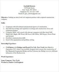 Sample Civil Engineering Resume Entry Level Civil Engineering Entry Level Resume Resume Ideas