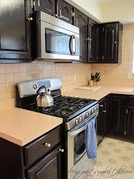 Diy Gel Stain Kitchen Cabinets Hometalk Gel Staining Kitchen Cabinets Youngstown Metal Kitchen