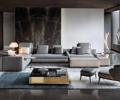 Wohnzimmer Italienisch Minotti Möbel Http Wohnenmitklassikern Com Neutral
